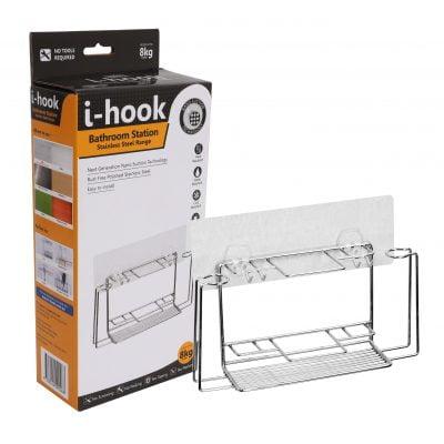 i-hook Bathroom Station