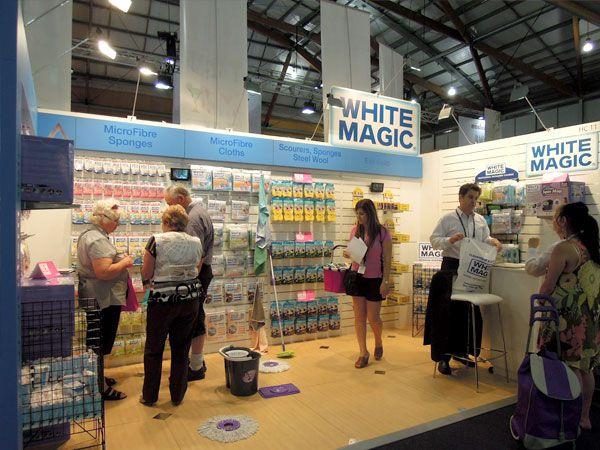Feb 2012, Home & Giving Fair Sydney