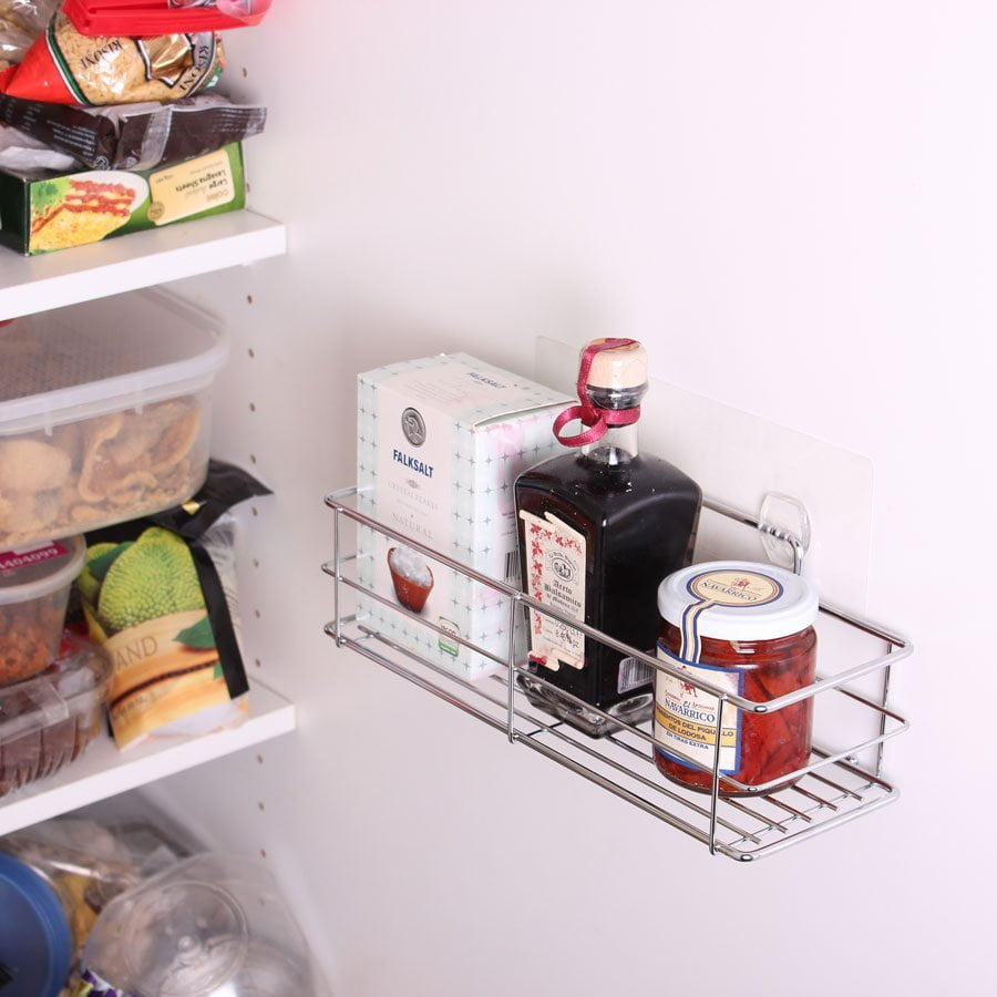 i-hook Kitchen Pantry Rack | White Magic