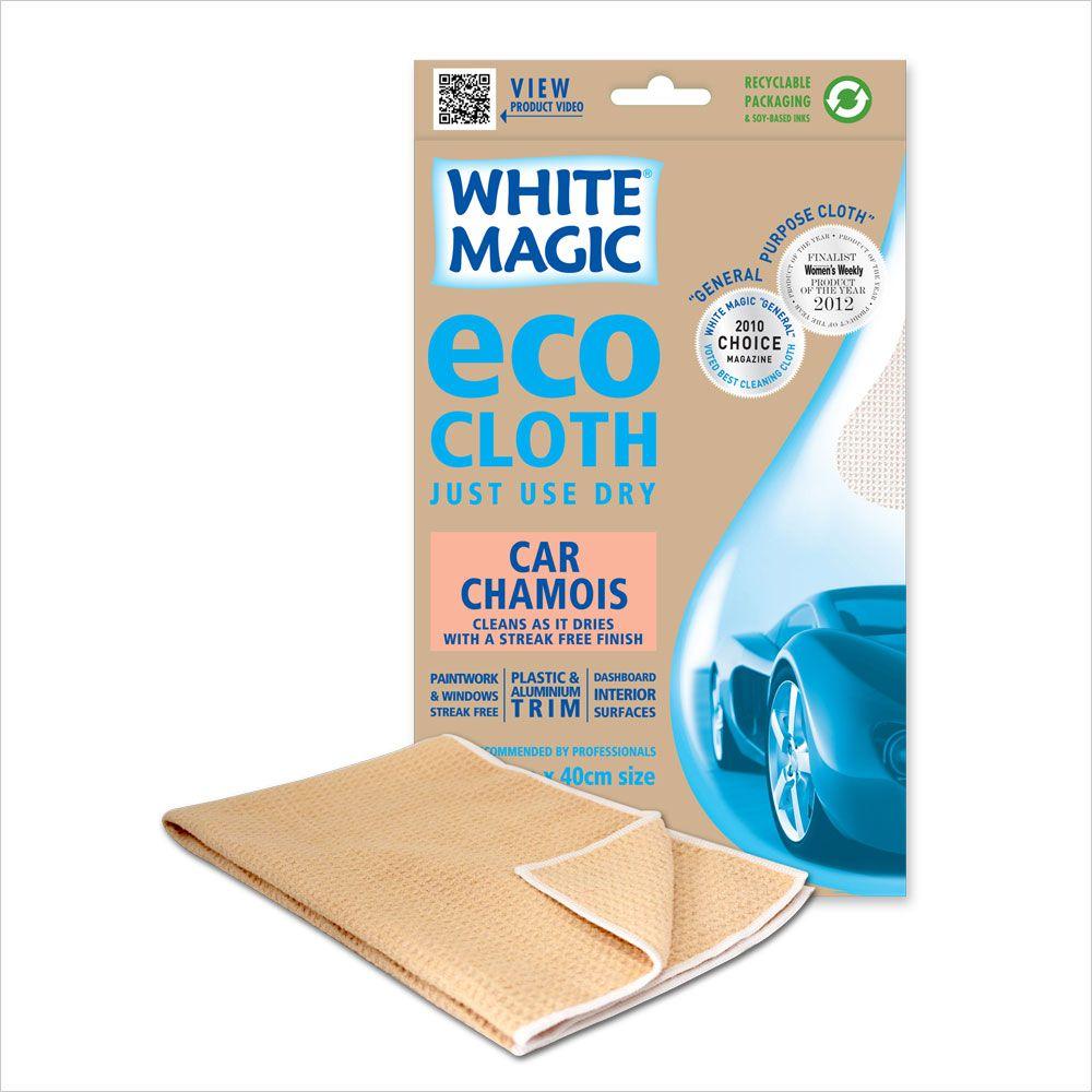 eco cloth car chamois white magic. Black Bedroom Furniture Sets. Home Design Ideas