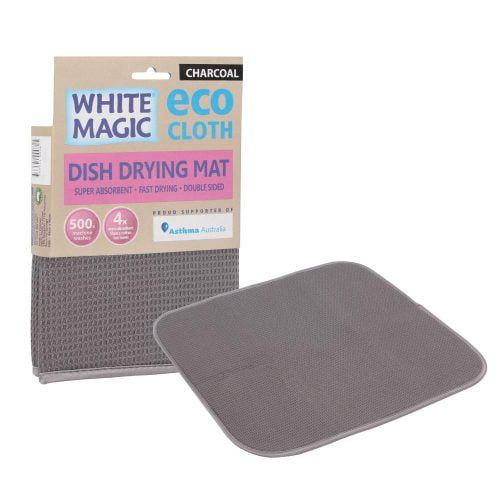 Drying Mat Charcoal