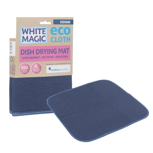 Drying Mat Denim