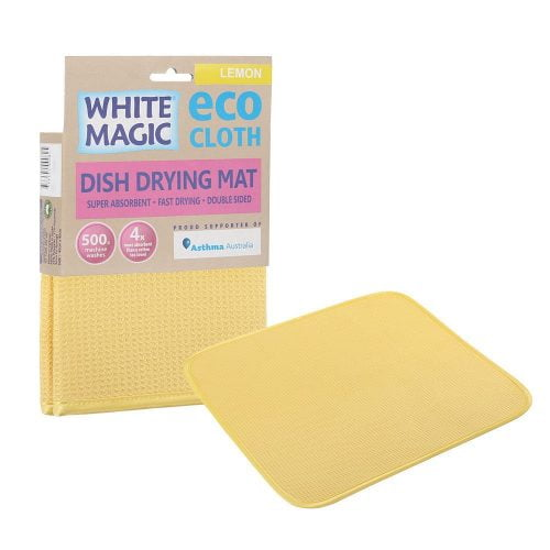 Drying Mat Lemon