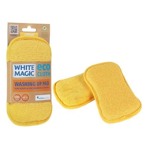 Washing Up Pad Lemon