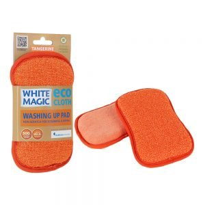 Washing Up Pad Tangerine