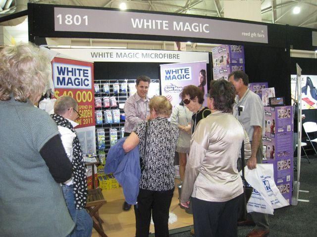 Jul 2011, Brisbane Reed Gift Fair