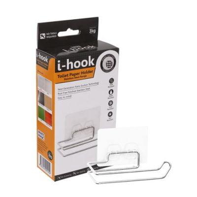 i-hook Toilet Paper Holder