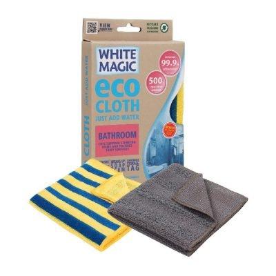 Eco Cloth Bathroom