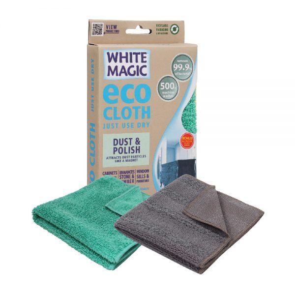 Dust Eco Cloth with bonus cloth