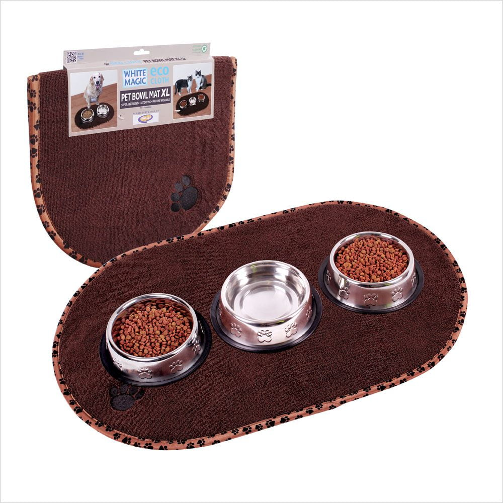 dog bowl non feeding pet bowls bystephanielynn mats placemat for mat place slip