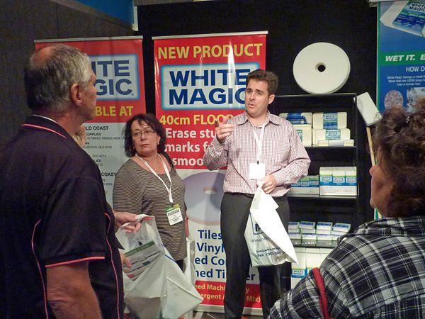Sep 2011, Ausclean Convention Gold Coast