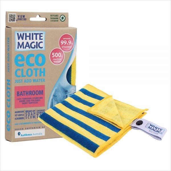 White Magic Eco Cloth Bathroom