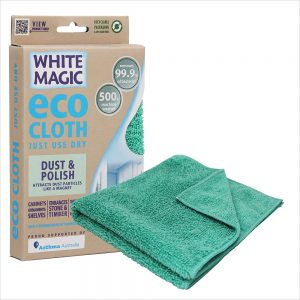 White Magic Eco Cloth Dust and Polish
