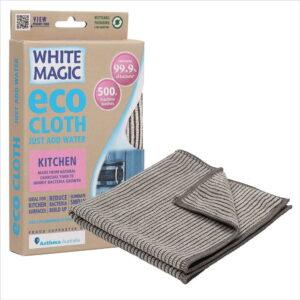 White Magic Eco Cloth Kitchen