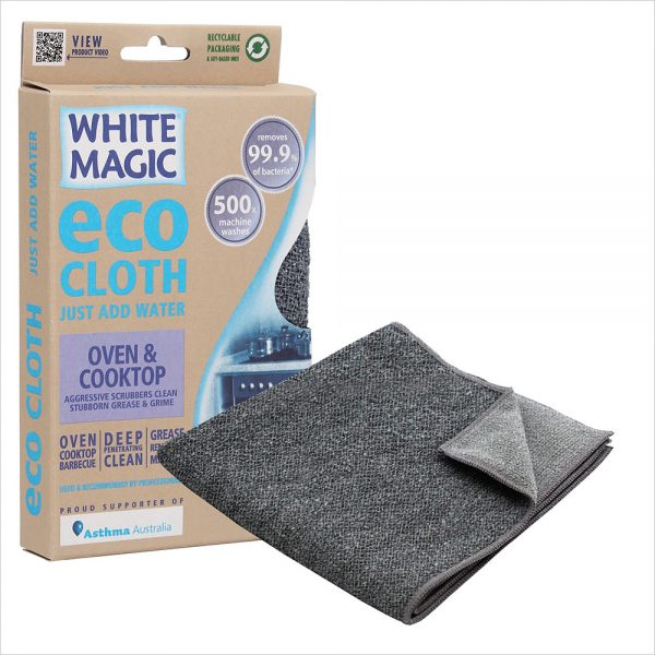 White Magic Eco Cloth Oven and Cooktop