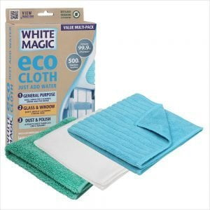 White Magic Eco Cloth Value Pack