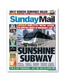 The Sunday Mail – Jan 2016
