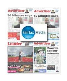 Campbelltown-Macarthur Advertiser / Camden-Narellan Advertiser / St George & Sutherland Shire Leader / Wollondilly Advertiser – April 2016