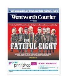 Wentworth Courier – June 2016