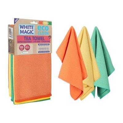 New Tea Towel 3 Pack Citrus