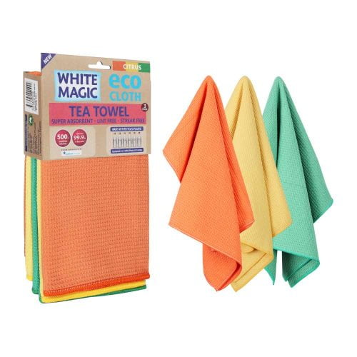 New Tea Towel 3 Pack Citrus