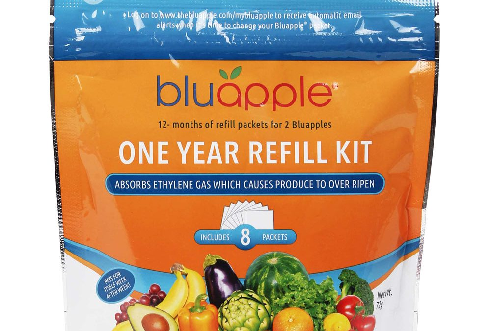 Bluapple® Classic One-Year Refill Kit