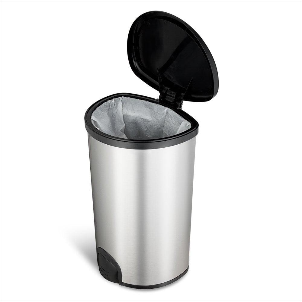 How to open bin
