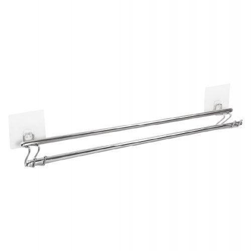 i-hook Double Towel Rail