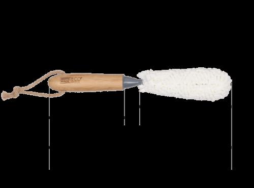 White Magic Eco Basics Stemware Brush