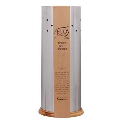 Eco Basics Toilet Roll Holder