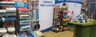 Aug 2018, ISSA Cleaning & Hygiene Expo
