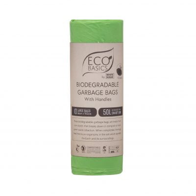 Eco Basics Biodegradable Garbage Bags