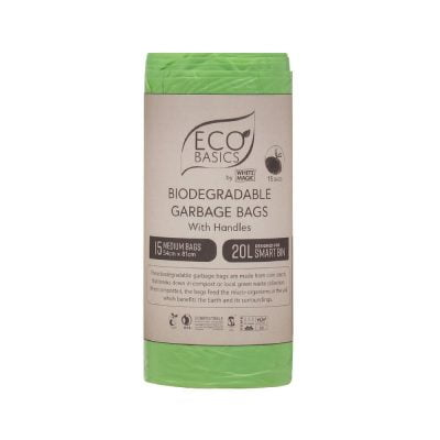 Biodegradable Garbage Bags Medium