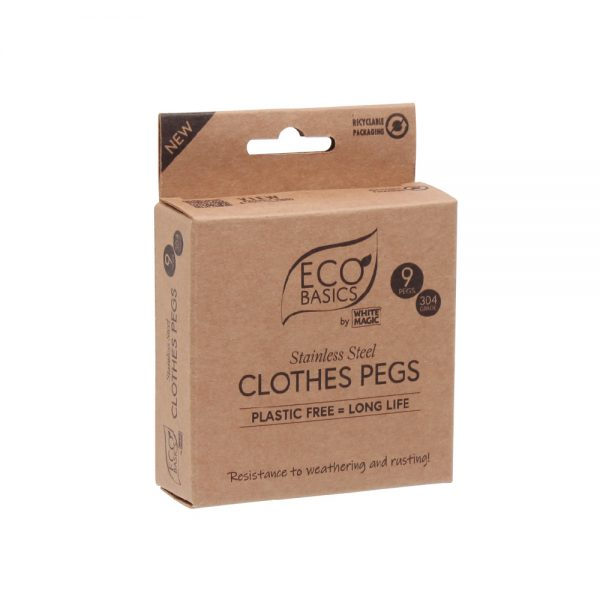 Clothes Pegs 9 Pack