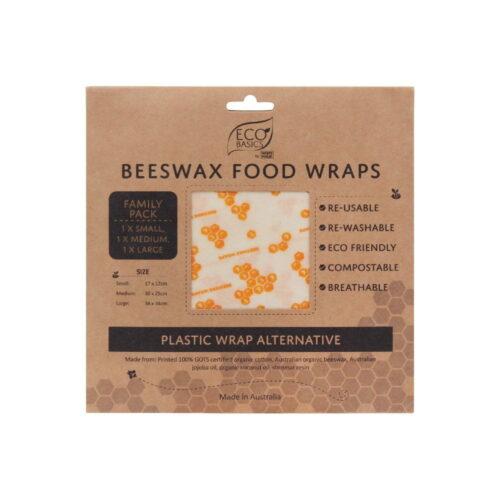 Beeswax Food Wraps