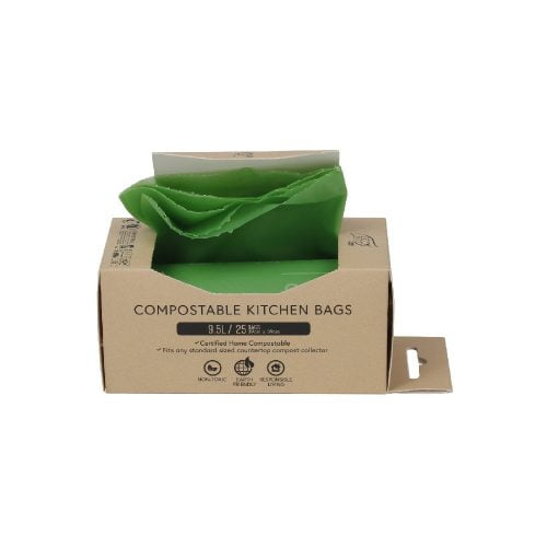 Eco Basics Compostable Kitchen Bags