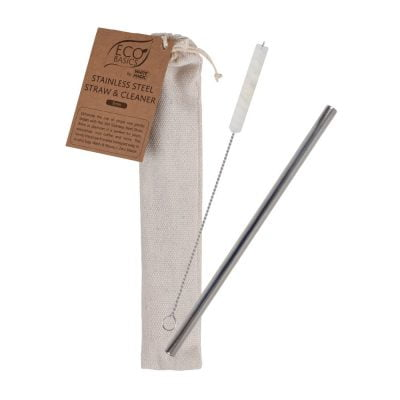 8mm Stainless Steel Straw