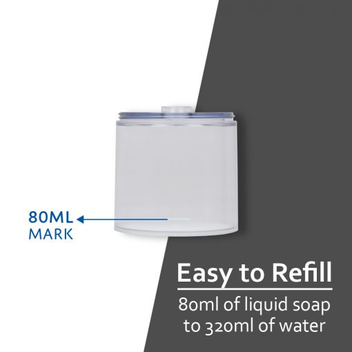 Smart Wash Foam 400ml