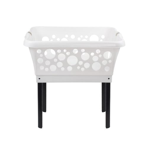 Laundry Basket on Legs
