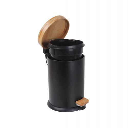 Rubbish Bin 3L Black