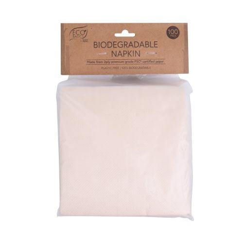Eco Basics Biodegradable Napkin